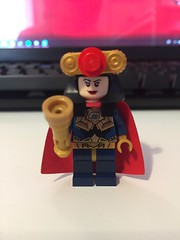 DC's Big Barda (Numbuh1Nerd) Tags: lego purist custom superheroes minifigures comics new gods jack kirby female furies granny goodness justice league international unlimited mister miracle mr oberon