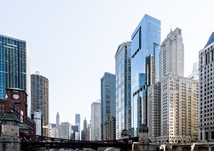 Chicago RIver DSC04680 (nianci pan) Tags: chicago illinois urban city cityscape architecture buildings river chicagoriver urbanlandscape landscape sony sonya7rii nianci pan