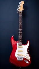 Fender Contemporary MIJ Stratocaster (the other Martin Taylor) Tags: mij fender electric stratocaster guitar