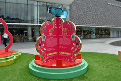 Horoscope - Rat (chooyutshing) Tags: chinesezodiacanimal rathoroscope display chinesenewyear2019 lunarnewyear festival celebrations plaza vivocity singapore