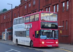 National Express West Midlands Dennis Trident 2/Alexander ALX400 4326 (BX02 ATU) (Liam1419) Tags: bx02atu 4326 alexanderalx400 dennistrident2 nationalexpresswestmidlands