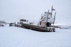 _ROS3509-Edit.jpg (Roshine Photography) Tags: yukonriver yukonquest dawsoncity environmental winter ferry snow yukonterritory ice yukon canada ca