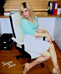 Turquoise Top (jessicajane9) Tags: tg crossdress tgurl cd xdress tv crossdressing tranny feminization transvestite m2f trans femme travesti crossdresser tgirl