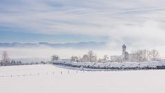 Ilkahöhe panorama (hjuengst) Tags: ilkahöhe tutzing panorama bavaria bayern alps alpen winter winterbeauty snow schnee hjuengst nikond7200 superphotos
