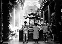 ILFORD DELTA 400 (Masatada Ho) Tags: taiwan bw ilford leica film photography explore 大甲 廟 萊卡 攝影 黑白 底片