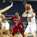 JD Scott Photography-mgoblog-IG-Michigan Women's Basketball-University of Indiana-Crisler Center-Ann Arbor-2019-31