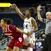 JD Scott Photography-mgoblog-IG-Michigan Women's Basketball-University of Indiana-Crisler Center-Ann Arbor-2019-33