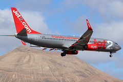 G-JZHZ (GH@BHD) Tags: gjzhz boeing 737 738 737800 b737 b738 ls exs jet2 aircraft aviation airliner channex ace gcrr arrecifeairport arrecife lanzarote