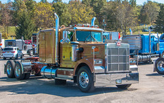 Marmon 57P (NoVa Truck & Transport Photos) Tags: marmon 57p conventional neil trucking mcdowell va classic truck big rig 18 wheeler 2017 large car mag southern ta lexington