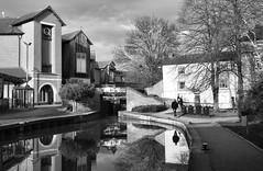 Banbury (R~P~M) Tags: canal waterway england uk unitedkingdom greatbritain oxfordcanal banbury oxon oxfordshire
