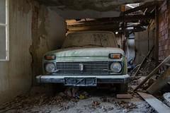 Lada Niva 1600 (mariburg) Tags: rotten marode alt old sonyalpha7ii sonyfe2470mmf4zaoss auto car lada ladaniva
