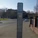 Bristol Road South, Longbridge - totem pole