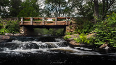 Water Under the Bridge (Simmie | Reagor - Simmulated.com) Tags: 2017 chapmanfalls connecticut connecticutphotographer d750 deep devilshopyard easthaddam june landscape landscapephotographer landscapephotography middlesexcounty nature naturephotographer naturephotography newengland nikon outdoors statepark unitedstates ctvisit digital https500pxcomsreagor httpswwwinstagramcomsimmulated water waterfall wwwsimmulatedcom