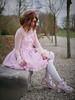 (xBadFox) Tags: lolita sweetlolita dress girl woman pink lumix limuxgx8 leica portrait outdoor nature parc park model