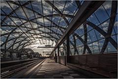 U4 - Elbbrücken (geka_photo) Tags: gekaphoto hamburg deutschland u4 ubahnstation architektur architecture elbbrücken