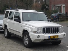 2006 Jeep Commander (harry_nl) Tags: netherlands nederland 2018 dordrecht jeep commander 84szgb sidecode6 jcar