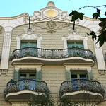 One long balcony, Barcelona thumbnail