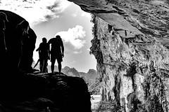 Ba Be, Nth Vietnam (Rod Waddington) Tags: asia asian vietnam vietnamese north australian cave blackandwhite mono monochrome mountains people ba be national park happyplanet asiafavorites