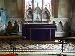 Shipton Moyne, Gloucestershire (Sheepdog Rex) Tags: reredos altars stjohnthebaptistschurch shiptonmoyne