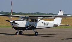 Cessna F172C Skyhawk n° 172-49241 ~ F-BKRF (Aero.passion DBC-1) Tags: spotting la baule dbc1 david biscove aeropassion avion aircraft aviation plane cessna f172 skyhawk ~ fbkrf