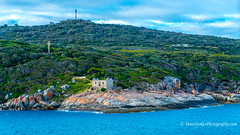 Albany old and new Lighthouse and lighthouse keepers cottage (Peter.Stokes) Tags: australia australian awayfromitall clouds coast coastline colour colourphotography countryside landscape landscapes outdoors photo photography saltwater sea sky summer vacations water waves westernaustralia