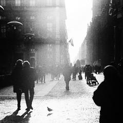 Torino (Victoria Yarlikova) Tags: torino film zenit monochrome blackandwhite city 35mm zenit122 urban street analog analogue scan scanfromnegative epsonv700 darkroom italy turin piemonte vintage retro lacittàmetropolitanaditorinovistadavoi