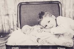 Léo et Lucie (Steve-©-foto) Tags: canon bébé baby frere enfant portrait canon5d 35mm
