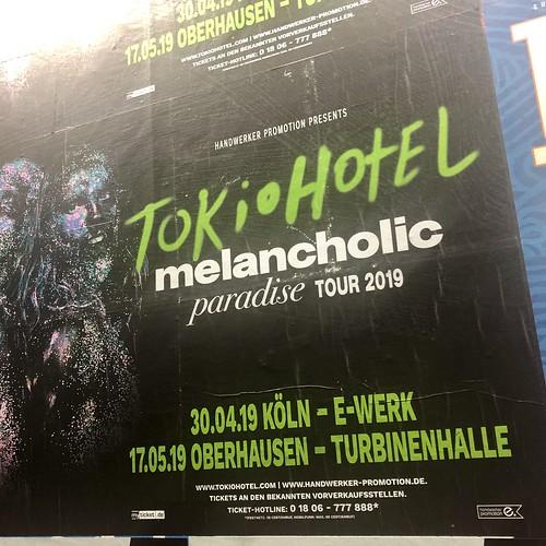 Tokio Hotel fan photo