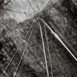 On The Eastern Bound Tracks ....