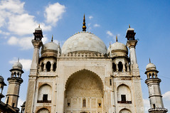 Bibi Ka Maqbara, Aurangabad, India (Ben Perek Photography) Tags: bibi ka maqbara india aurangabad architecture palace taj mahal small indian muslim tower beautiful spectacular minaret mosque