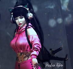 Mina2 (Brilliantly Sarcastic) Tags: japan neo evie monso attic cult ag mudskin genus evani sl vr virtual world 3d gamer girl cute