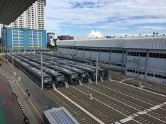 IMG_7865 (Billy Gabriel) Tags: mrt mrtstation jakarta subway train trainstation rail indonesia transportation