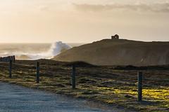 Les vagues à l'assaut de Port Blanc (Terredeglace.fr Yann Monasse) Tags: photographie bretagne grande marées vagues côte sauvage de quiberon porz gwen guen port blanc nikon afs nikkor 85mm f18g d5200