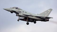 ZK369/369 TYPHOON   RAF (MANX NORTON) Tags: raf coningsby egxc tornado hawk tucano qra typhoon eurofighter