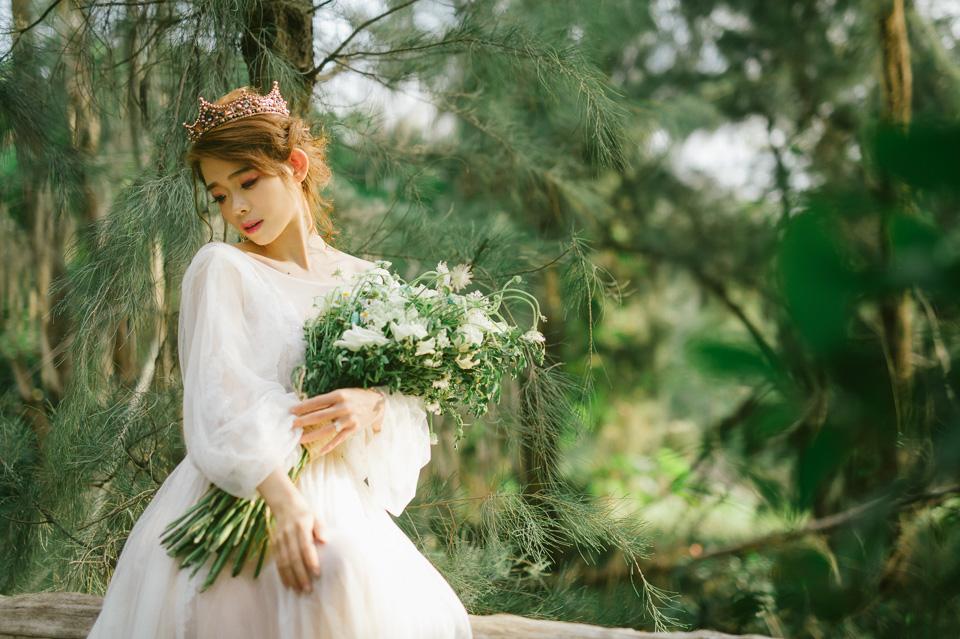 台南自助婚紗 女生都愛的仙仙風格婚紗 031