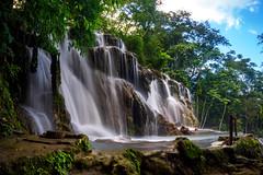 VILLALUZ HIDDEN WATERFALL (Lone_Wolf_) Tags: waterfall mexico tabasco river jungle green tropical rocks hidden paradise beautiful