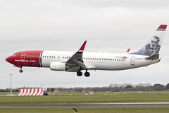 LN-DYP | Norwegian Air Shuttle | Boeing B737-8JP(WL) | CN 39047 | Built 2011 | DUB/EIDW 21/03/2019 (Mick Planespotter) Tags: aircraft airport 2019 dublinairport collinstown nik sharpenerpro3 flight b737 lndyp norwegian air shuttle boeing b7378jpwl 39047 2011 dub eidw 21032019