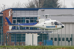 G-WHST - 1996 build Eurocopter AS350B-2 Ecureuil, departing from the Heliport at Barton (egcc) Tags: 2915 as350 as350b2 barton cityairport egcb ecureuil eurocopter gbwya gwhst helicopter lightroom manchester squirrel toppesfield