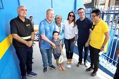 13.04.2019 Prefeitura mais presente no bairro do São Raimundo.