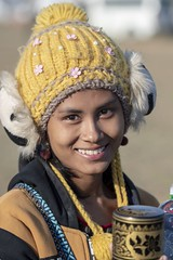 Birmane  ( city of Bagan ) (Patrick Doreau) Tags: portrait asiatique femme woman asian birman myanmar birmanie bagan sourire smile beauté beauty burma