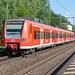 Bonn Oberkassel DB 425 592 RE8 Mönchengladbach Hbf