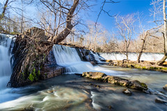 over the falls at fishing creek.jpg (McMannis Photographic) Tags: fishingcreek longexposure southcarolina landscapeandnature river water lando travel destination photography waterfall creek explore fallingwater fluvial rapids sc southeast stream tourism whitewater hdr