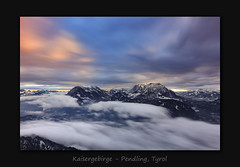Kaisergebirge (MC--80) Tags: kaiser kaisergebirge tyrol tirol pendling long exposure langzeitbelichtung
