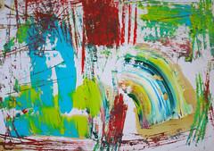 Carousel (Kinga Ogieglo Abstract Art) Tags: abstractart abstractpainting abstractartist abstractoilpainting abstract abstractacrylicpainting kingaogieglo painting paintingabstract abstracts artgallery gallery paintings artworks artwork colorfulart fineart artcollector