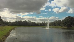Lake fountain (Ricardo's Photography (Thanks to all the fans!!!)) Tags: video b roll anthem park florida nature sony saintcloudfl centralflorida cinematic videolibrary freevideos 1080pvideos 1080p freefootage footage sonyvideos