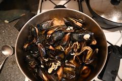 DSC_0525 Shetland Shellfish Delicious Fresh Scottish Mussels from Billingsgate Fish Market London (photographer695) Tags: delicious fresh mussels from billingsgate fish market london scottish shetland shellfish