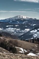 Towards The Mountains (Christoph H. Amateur Photography) Tags: mountain landscape ötscher mostviertel berg schnee snow austria österreich hiking nature winter
