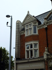 Deco Ghost (failing_angel) Tags: 220918 london walthamforest walthamstow highstreet artdeco woolworths