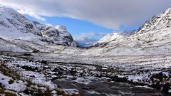 Pass of Glencoe (andrewmckie) Tags: passofglencoe glencoe rannochmoor highlands scotland scottish scottishscenery scenery winter
