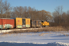 On a pleasant winters day (Rich Peters- foosqust) Tags: ysb52 gp60 haven sheboygan